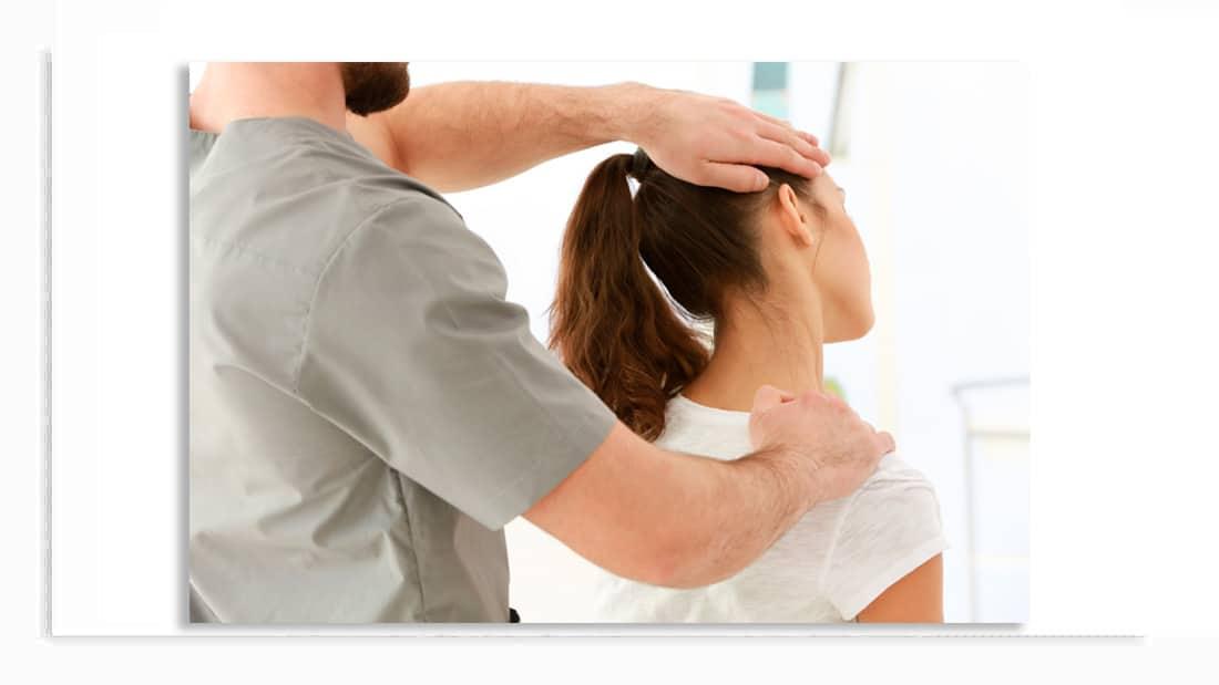 rééducation cervico-thoracique